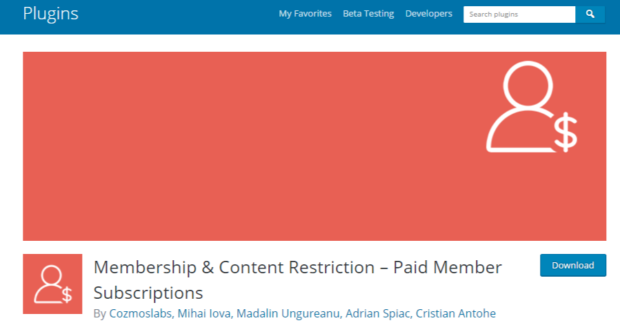 How to build a Paid Membership Community with a WordPress Membership plugin