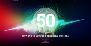 50 ways to produce engaging content!