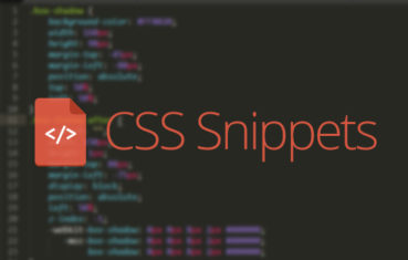 Collection of CSS snippets