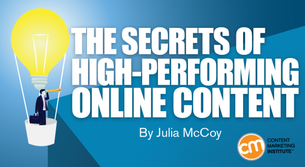 The Secrets of High-Performing Online Content