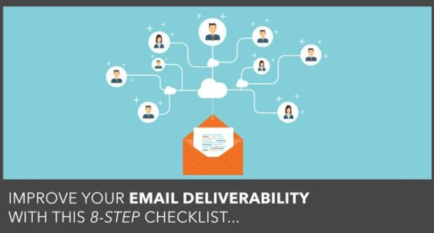 [Download] The 8-Step Email Deliverability Checklist to Generate More Conversions, Revenue, and Customer Engagement