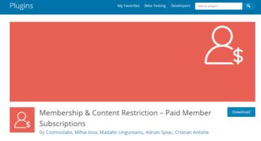 How to build a Paid Membership Community with a WordPress Membership plugin