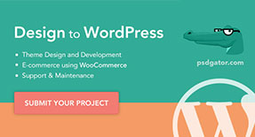 Design to WordPress services and why you should use one of them