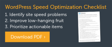 WordPress Speed Optimization: What Common Factors Slow Down Your Website?