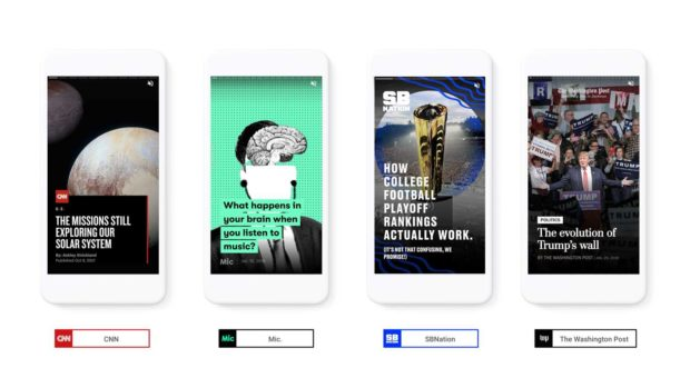 Create Visual Stories with Google's New AMP Format