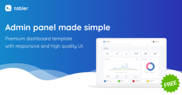Admin panel made simple