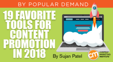 19 Favorite Tools for Content Promotion in 2019