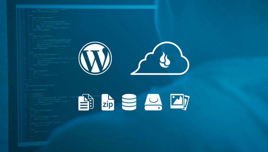 How to Backup a WordPress Site Easily